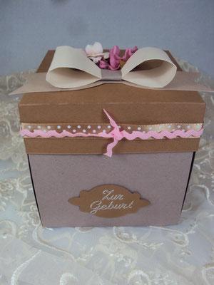Geburtsbox Girl 1