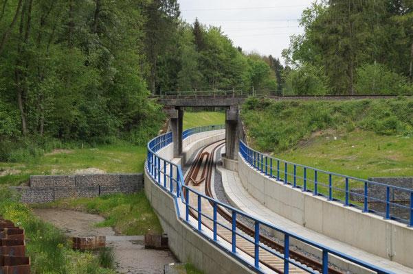 Bahnunterführung Lehmsief