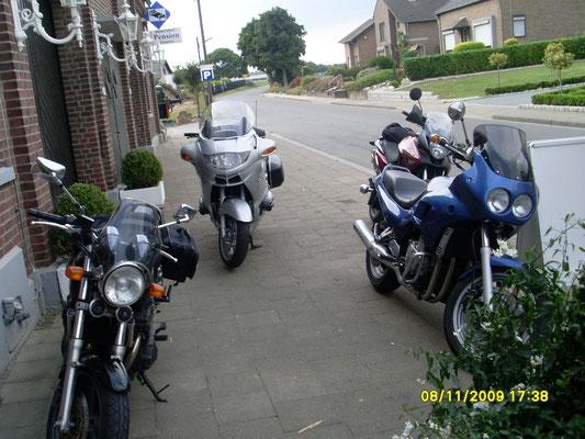 GDL Motorradtour 2009