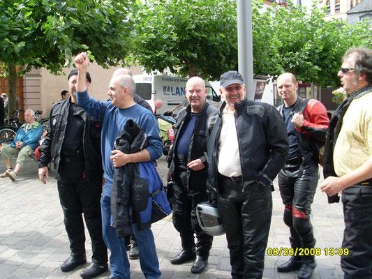 GDL Motorradtour 2008