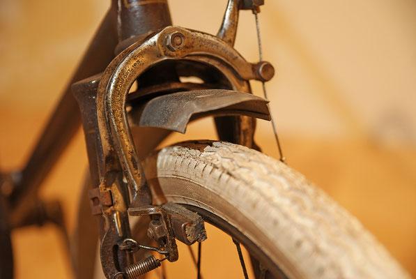Liegerad, Leihgaben des Deutschen Fahrradmuseums gGmbH, Bad Brückenau