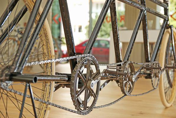 Derny, Leihgaben des Deutschen Fahrradmuseums gGmbH, Bad Brückenau