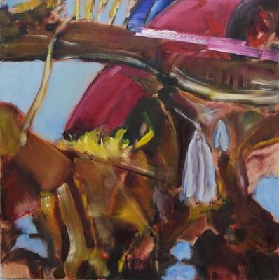 raeume6 - 60x60 -ÖlLw/OilCanvas