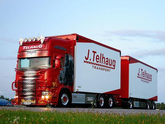 "Telhaug ""National Treasure"""