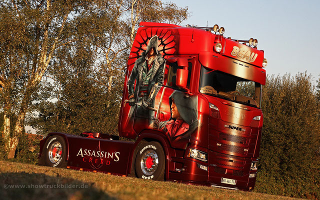 "Transports Beau ""Assassin's Creed"""