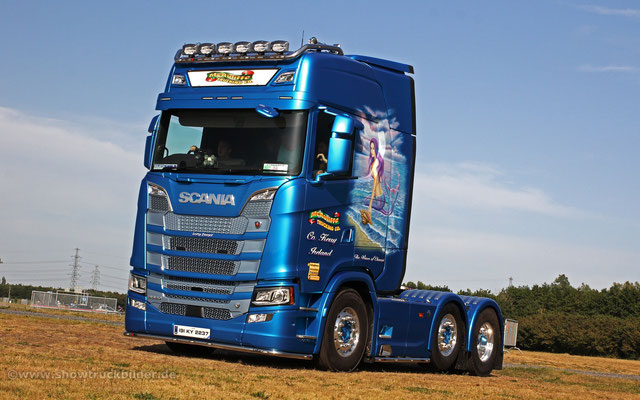 McAuliffe Trucking Co.