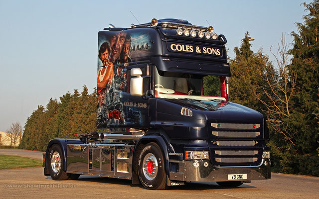 "Coles & Sons ""Convoy"""