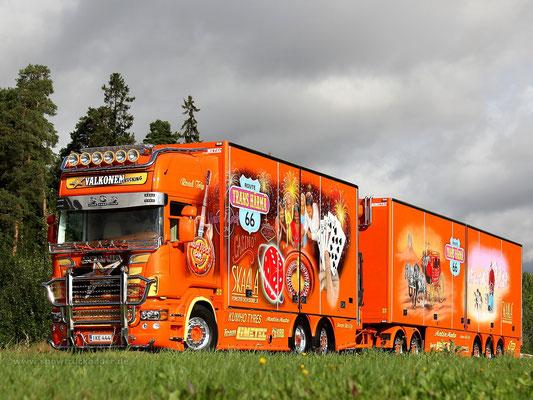 "Valkonen Trucking ""Road Trip"""