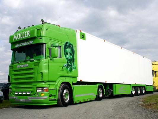 Müller Transporte Ermensee