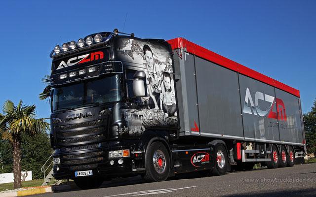 AZCM Logistique