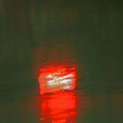 jener augenblick #4 | 2010 | Fotoobjekt Epoxidharz | 50 x 50 cm | Unikat