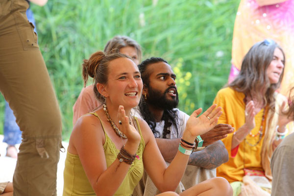 Awakening Love Open Air 2018, Bhakti Marga Switzerland
