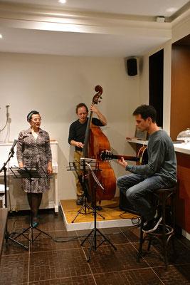 Celia Mur, Damien Boutonnet, Nicolas Mouton ©MC Ferrando