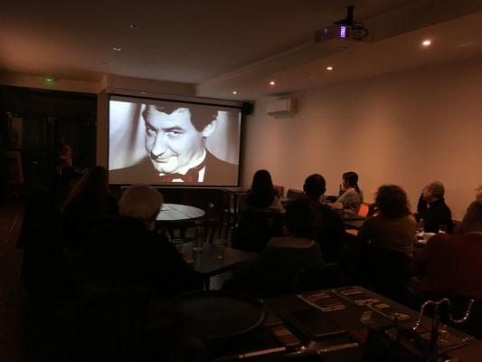 """Projection du documentaire """"Desproges, une plume dans le culte"""" produit par l'INA"""