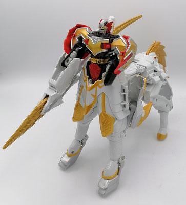 Steedergon Centaurus Mode