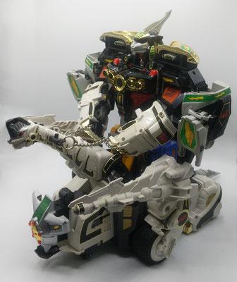 Dino Ultrazord / Kyukyoku Gattai Ultimate Daizyuzin