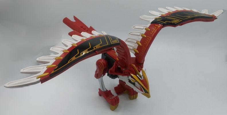 Falcon Wildzord / GaoFalcon