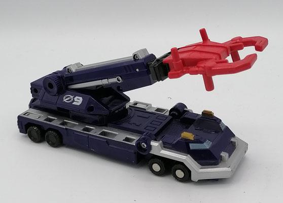Crane Driver / GoGo Crane