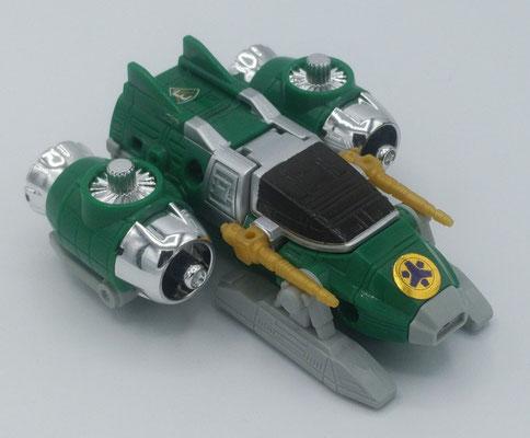 Aero Rescue 3 / Green Hover