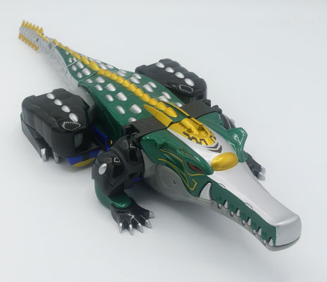 Alligator Wildzord / GaoLigator