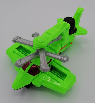 Cyclone Dial Fighter
