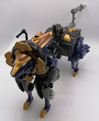 Buster Animal LT-06 Lion