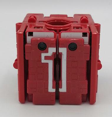 Cube Eagle - Cube Form