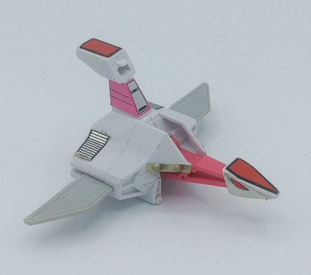 Pink Crane Ninjazord / God Kark