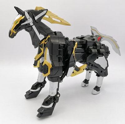 Catastros / Dark Magic Horse Barikion
