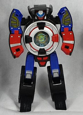 Road Attack Zord (Jap.)