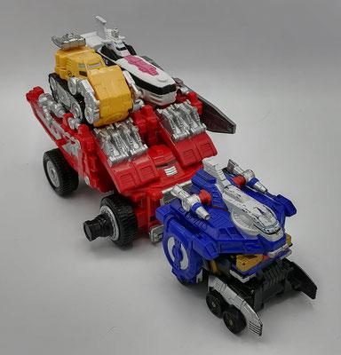 Mega Truck / GoGo Trailer