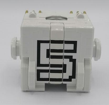 Cube Tiger - Cube Form