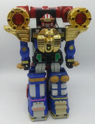 Zeo Mega Battlezord / Buster Ohranger Robo