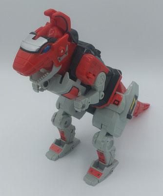 Tyrannosaurus Dinozord / Guardian Beast Tyrannosaurus
