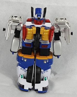 Omegamax Megazord (Jap.)