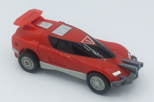 Red Lightning Turbozord 1 / Red Vehicle