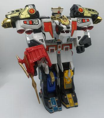 Mega Tigerzord / Shinsei Fusion Kiba DaiOh