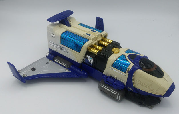 Max Solarzord Shuttle Mode / Max Shuttle
