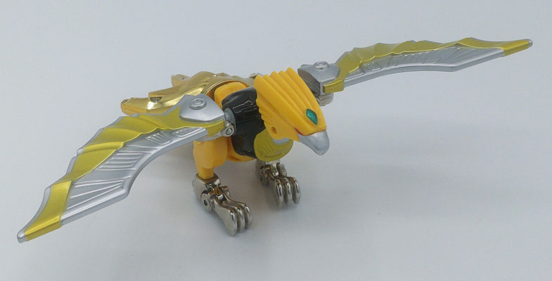 Yellow Eagle Wildzord / GaoEagle