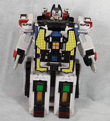 Delta Command Megazord
