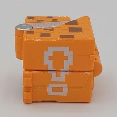 Cube Kirin - Cube Form