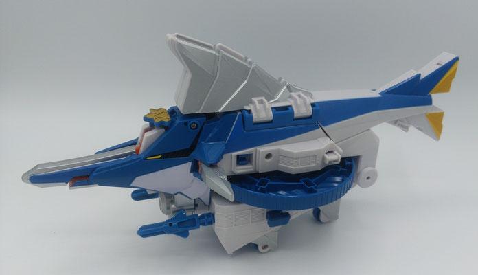 Swordfish Zord (Jap.)