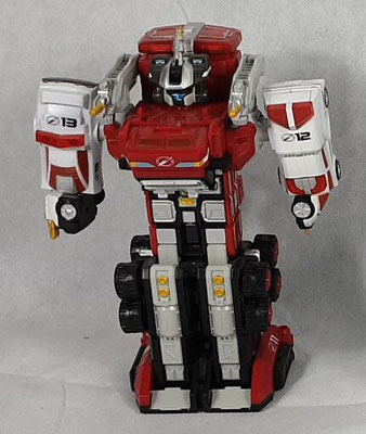 Flash Point Megazord (Jap.)