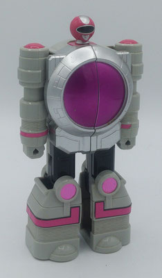 Super Zeo Zord 1 / Pink Blocker