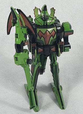 Dino Stagazord Green Edition