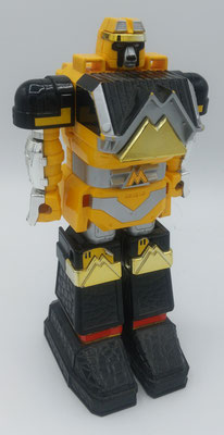 Yellow Shogunzord / Giant Beast General Yellow Kumard