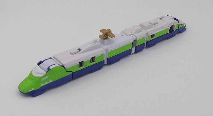 Safari Ressha 4 (Alligator)