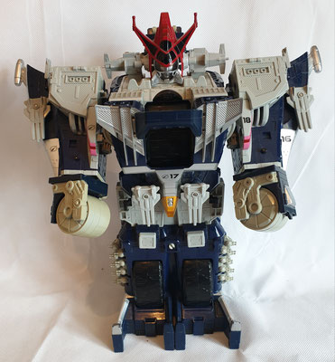 Battle Fleet Megazord