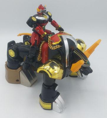 Torozord / Heavy Starbeast GoTaurus