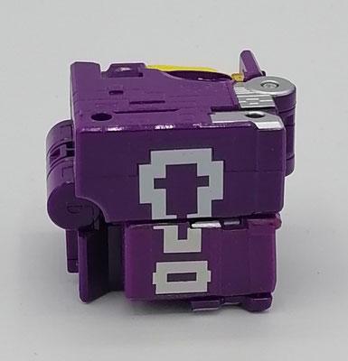 Cube Mogura - Cube Form
